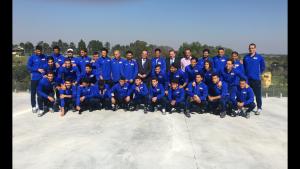 Delegação iraquiana